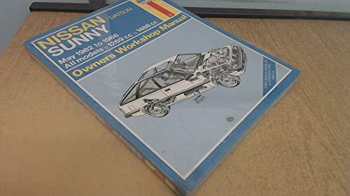 Nissan / Datsun Sunny May 1982 to: Haynes Manual