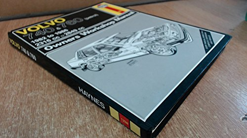 9781850102588: Volvo 740 and 760 (Petrol) 1982-86 Owner's Workshop Manual