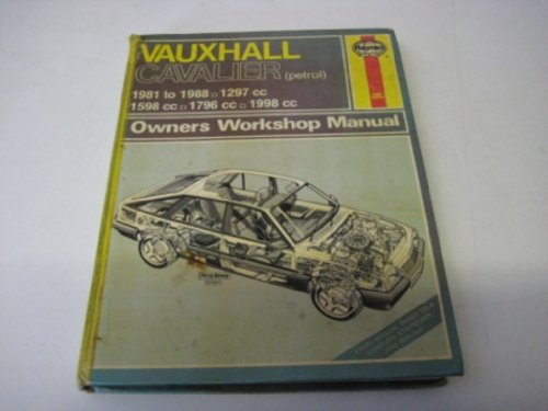 9781850103707: Vauxhall Cavalier 1981-88 Owner's Workshop Manual