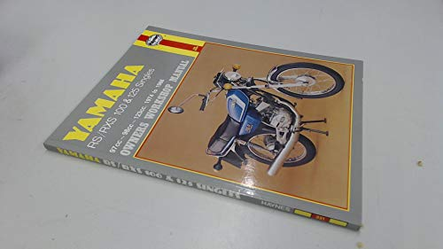 9781850104841: Yamaha RS/RSX100 and 125 Singles Owner's Workshop Manual
