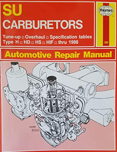 9781850105893 su carburettors owner s workshop manual abebooks rh abebooks co uk 08 Nissan Maxima Haynes Manual 08 Nissan Maxima Haynes Manual