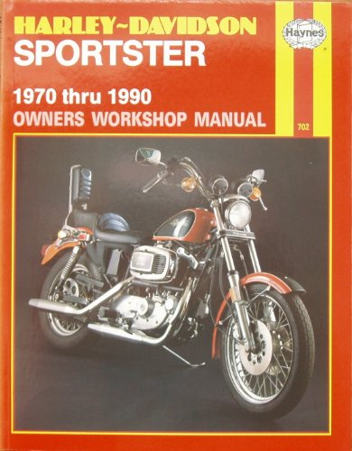 9781850105985: Harley-Davidson Sportster Owners Workshop Manual (Haynes motorcycle repair manual series)