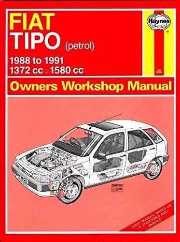 FIAT TIPO OWNERS WORKSHOP MANUAL: Rendle, Steve