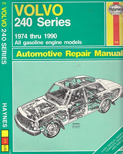 Volvo 240 Series Automotive Repair Manual