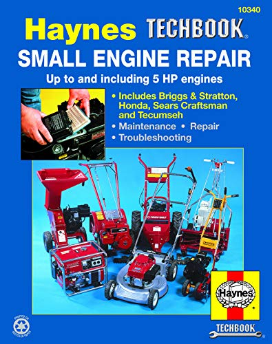 9781850106661: Small Engine Repair Manual, up to and including 5 HP engines (Haynes Manuals)