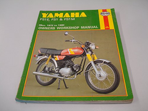 9781850106777: Yamaha FS1-E, FS1-M and FS1 1972-90 Owner's Workshop Manual (Motorcycle Manuals)