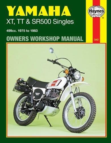 9781850107491: YAMAHA XT, TT & SR '75'83 (Owners Workshop Manual)
