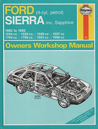 9781850108085: Ford Sierra Owners Workshop Manual