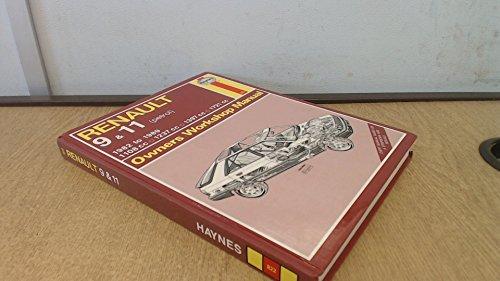 9781850108443: Renault 9 and 11 Owners Workshop Manual (Service & repair manuals)