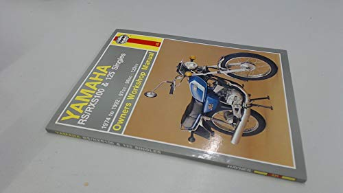 9781850108504: Yamaha RS/RSX100 and 125 Singles Owner's Workshop Manual