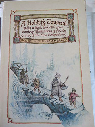 9781850150329: A Hobbit's Journal