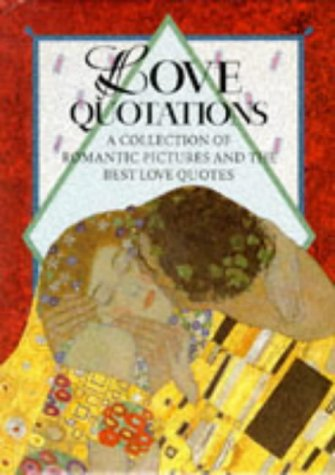 9781850150596: Love Quotations (Quotation Book)