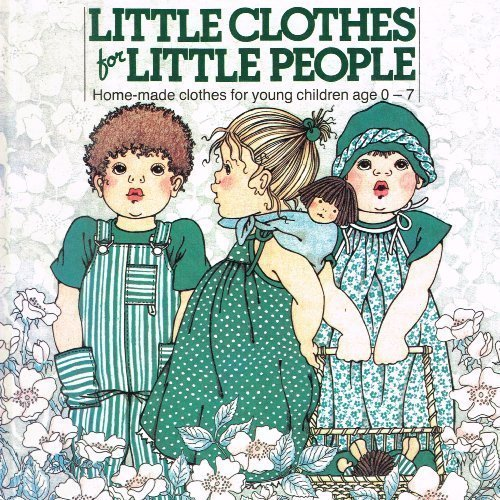 9781850150749: Little Clothes for Little People (Crafts)
