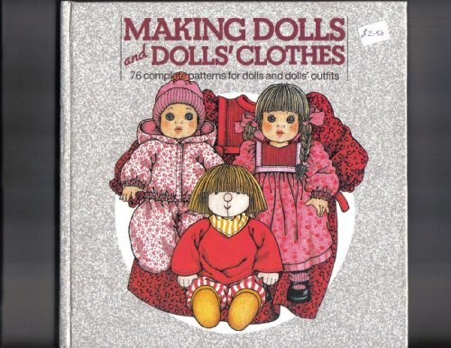 9781850150985: Making Dolls and Dolls' Clothes (Crafts)