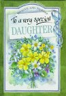 9781850152781: To a Very Special Daughter (To Give and to Keep)