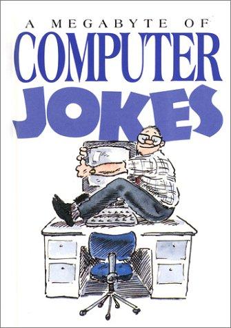 9781850156239: A Megabyte of Computer Jokes (Joke Books)