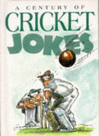 9781850157762: A Century Of Cricket Jokes (Joke Books)
