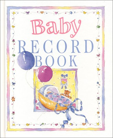 9781850159476: Baby Record Book (Gift Stationary)