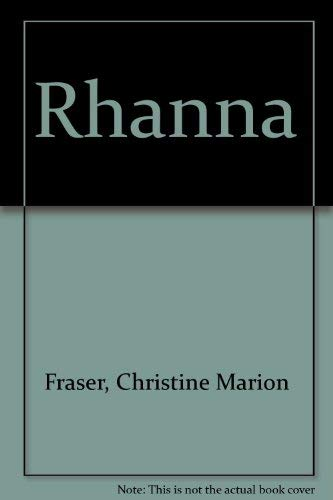 9781850180357: RHANNA; CHILDREN OF RHANNA; RHANNA AT WAR.