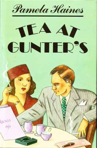 9781850180890: Tea at Gunter'S