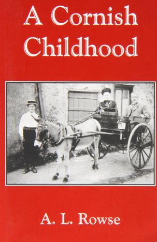 9781850221241: A Cornish Childhood : Autobiography of a Cornishman