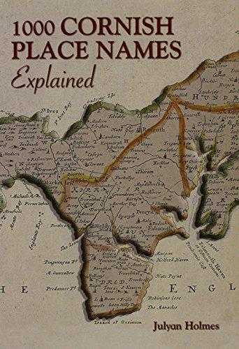 9781850221418: 1000 Cornish Place Names Explained
