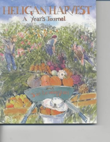 9781850221760: Heligan Harvest: A Year's Journal