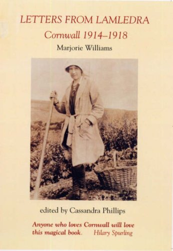 9781850222033: Letters from Lamledra: Cornwall 1914-1918
