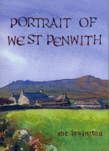9781850222194: Portrait of West Penwith