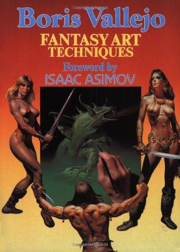 9781850280057: Fantasy Art Techniques