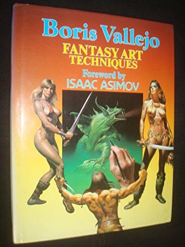 9781850280064: Fantasy Art Techniques