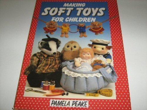 9781850280293: Making Soft Toys for Children