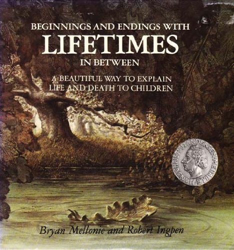 9781850280385: Beginnings and Endings with Lifetimes in Between: Beautiful Way to Explain Life and Death to Children