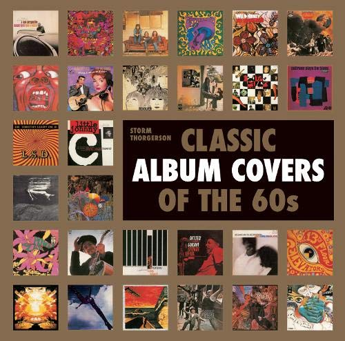 9781850280866: Classic Album Covers of the 60's (The album cover albums)