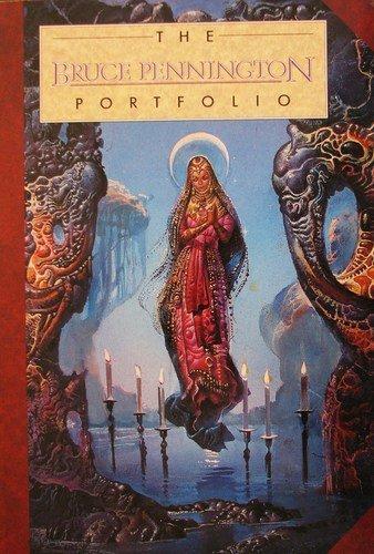 The Bruce Pennington Portfolio (The portfolio collection)