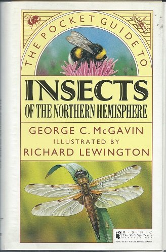 9781850281467: The Pocket Guide to Insects of the Northern Hemisphere (Natural history pocket guides)