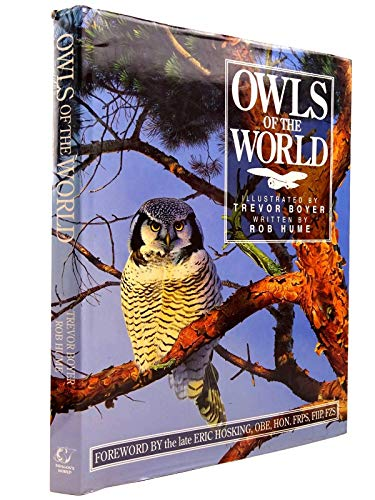 9781850281597: Owls of the World