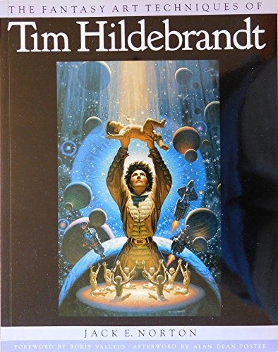 9781850281610: The Fantasy Art Techniques of Tim Hildebrandt