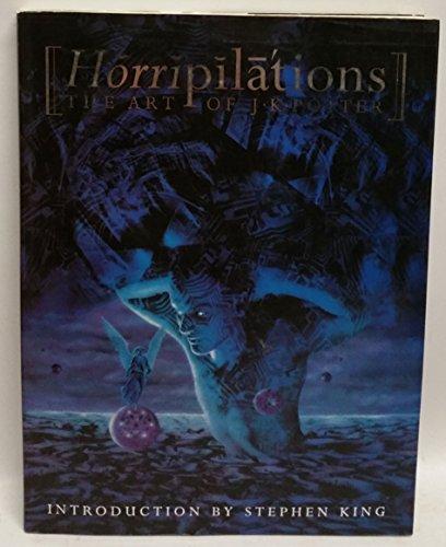 9781850282556: Horripilations: Art of J.K. Potter