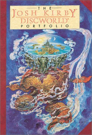 9781850282594: The Josh Kirby Discworld Portfolio