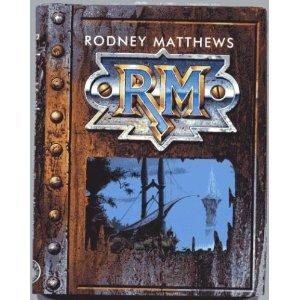 9781850282716: Rodney Matthews RM (Paper Tiger Miniatures)