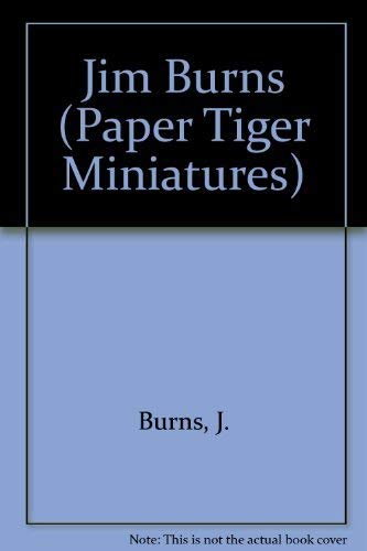 9781850282747: Jim Burns (Paper Tiger Miniatures)