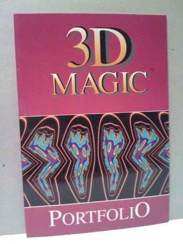 9781850282921: 3D Magic Portfolio