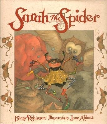 9781850283478: Sarah the Spider