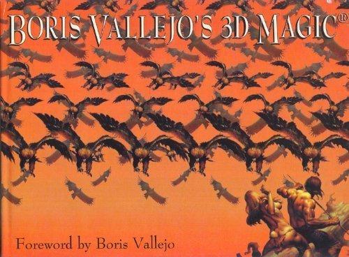 9781850283652: Boris Vallejo 3D