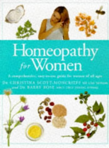 9781850283928: Homeopathy for Women: A Comprehensive, Easy-To-Use Guide for Women of All Ages