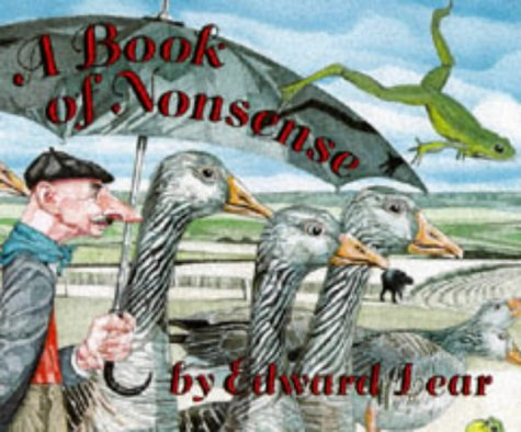 A Book of Nonsense: Edward Lear, P.Mark