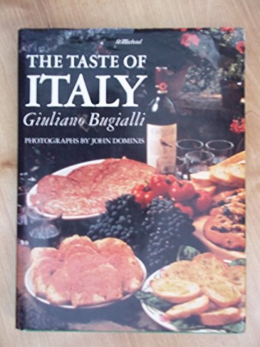 The Taste of Italy (1850290199) by Giuliano Bugialli
