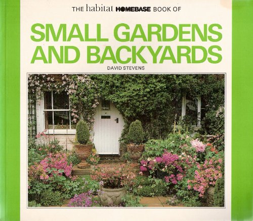 9781850290650: Small Gardens and Backyards