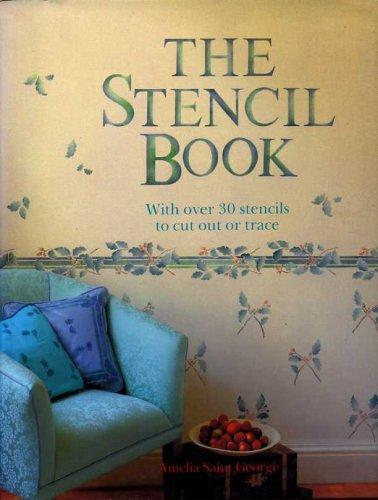 9781850291527: Stencil Book